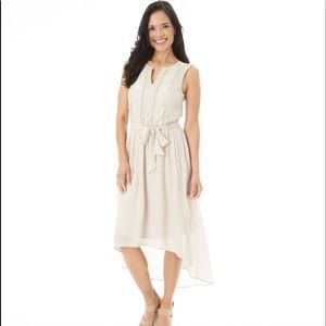 Gorgeous sleeveless crochet dress